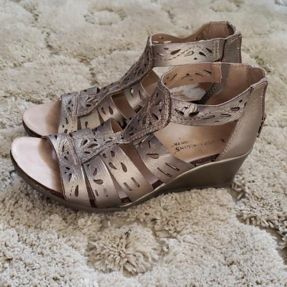 2782b7db38 Earth Origins Shoes   2 Wedge Heeled Sandals   Poshmark